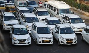 Cab services not hit on Monday, drivers a full-scale stir on Friday
