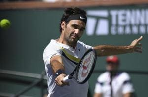 Roger Federer frustrated by Indian Wells Masters final defeat