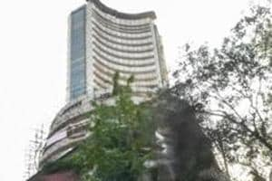 Sensex nears correction territory