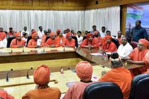 Karnataka cabinet agrees to consider Lingayats as separate religious...