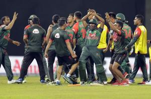 Bangladesh's 'nagin' dance celebration mocked after India win Nidahas...