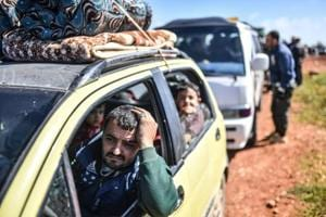Photos: After Afrin, Turkey vows to push military campaign along...