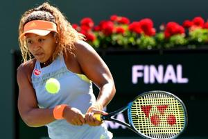 Naomi Osaka tops Daria Kasatkina in Indian Wells tennis final, wins...