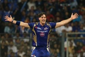Mitchell McClenaghan replaces Jason Behrendorff in Mumbai Indians...