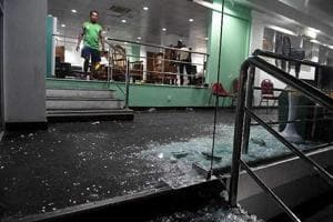 Shakib Al Hasan smashed dressing room glass during Nidahas Trophy:...