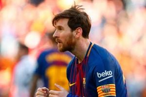 How Lionel Messi solved his vomiting problem