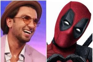 Ranveer Singh refuses to dub for Deadpool 2 in Hindi. Here's why