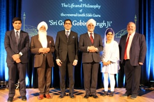 Guru Gobind Singh's life, teachings hailed at Birmingham seminar