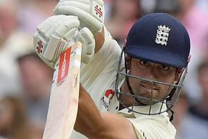 Alastair Cook says he wasn't close to quitting during Ashes