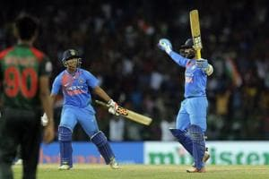 Maturity has replaced vanity in Dinesh Karthik's game, believes Aakash Chopra. The wicketkeeper-batsman helped India win the Nidahas Trophy title with his late heroics in the final.