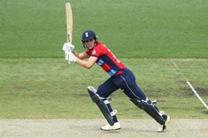 England women's cricket team beats India A by 6 wickets in warm-up...