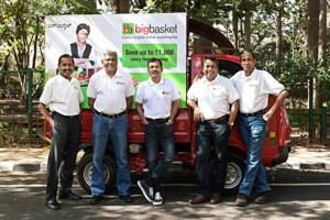 Startup story: How a bunch of dotcom bust survivors built BigBasket