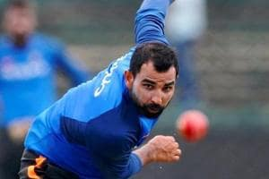 BCCI confirms Mohammed Shami stayed in Dubai hotel for two days