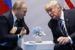 Trump congratulates Putin for Russian election win: Kremlin