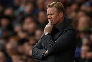 Ronald Koeman hoping for new talent to take place of old guard