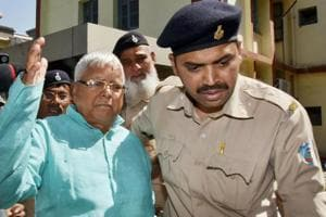 Lalu likely to be shifted to AIIMS in Delhi from Ranchi