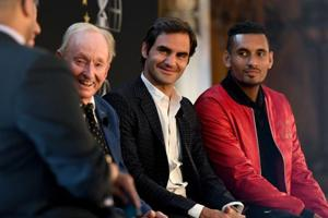 The Laver Cup was a hit last year, and now Roger Federer is hoping it...