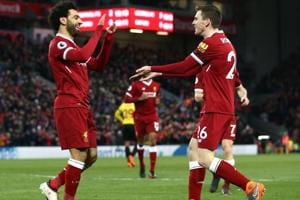 Mohamed Salah can push on to Lionel Messi's level - Liverpool FC's...