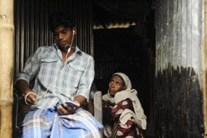 Photos: Rohingya refugees find safe haven in West Bengal village