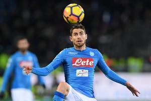 Manchester United not in Jorginho talks, says Napoli star's agent