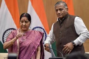 VK Singh on Indians killed in Iraq: Govt didn't announce deaths...