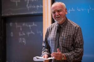 Canadian mathematician Robert Langlands wins Abel Prize
