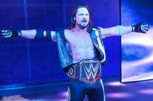 AJ Styles is confident that his WWE Championship match vs. Shinsuke Nakamura at WrestleMania will steal the show.