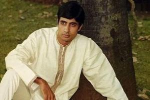 Amitabh Bachchan shares a picture from 1968 detailing why he was...