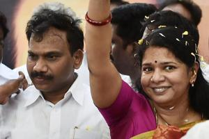 Delhi HC notices to A Raja, Kanimozhi on ED, CBI appeals in 2G case