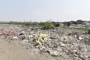 Dumping of debris continues unabated in Yamuna, activists question...