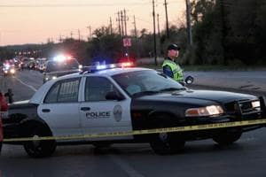 Suspected Texas bomber dead in blast, local media report
