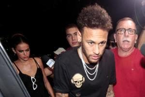 Neymar's recovery is 'going well': Brazil football team doctor