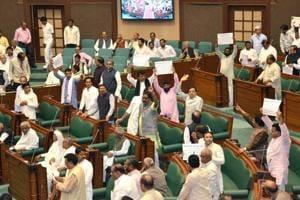 The new rules say the cabinet's confidence motion will be given precedence over any no-confidence motion against the government on the floor of the House.