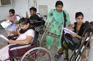 Govt agrees to amend rules to admit people with disabilities in PG...