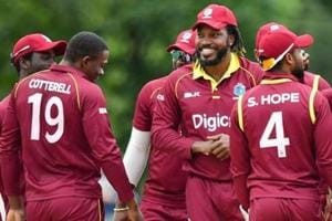 Live cricket score, West Indies vs Scotland, ICC World Cup qualifiers...