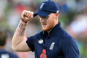 """England all-rounder Ben Stokes must be on his """"best behaviour"""" when he..."""