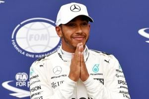 Driven to perfection: can anyone stop F1 champ Lewis Hamilton?