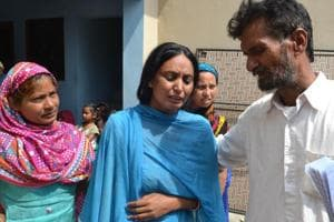 Want to see my husband's face one last time, says wife of man killed...