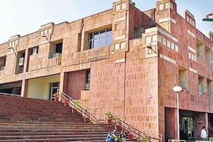 JNU criticises govt's move on autonomy of institutes, BHU, AMU stress...