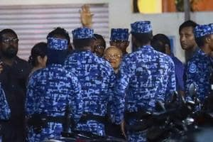 Maldives former dictator Maumoon Abdul Gayoom, top judges charged with...