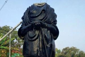 CRPF jawan arrested for vandalising statue of Periyar in Tamil Nadu