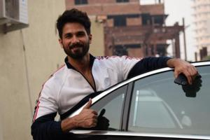 Shahid Kapoor's has a message for PM Narendra Modi: Politicians should...