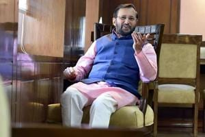 Minister of human resource development Prakash Javadekar also said the government was setting up online learning courses. The government will transform education by providing 15 lakh digital blackboards from Class 9 to the undergraduate level.