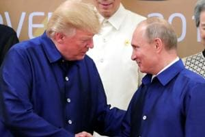 Briefing papers warned Trump to 'not congratulate' Putin for his...