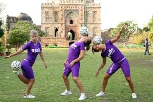 These freestyle footballers want Indian girls to see them and get...