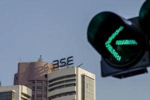 Sensex rises over 300 points, Nifty over 10,200, bank stocks shine
