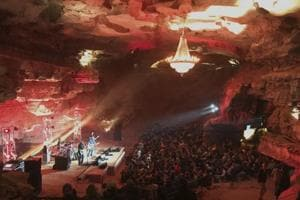 Would you want to attend a music concert in a cave? Head to Tennessee...