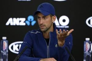 Novak Djokovic says he's playing pain-free at last