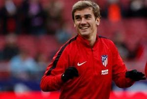 Atletico Madrid's Antoine Griezmann wants future resolved before FIFA...