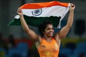 Sakshi Malik's aim clear: Want to win gold in 3 competitions starting...